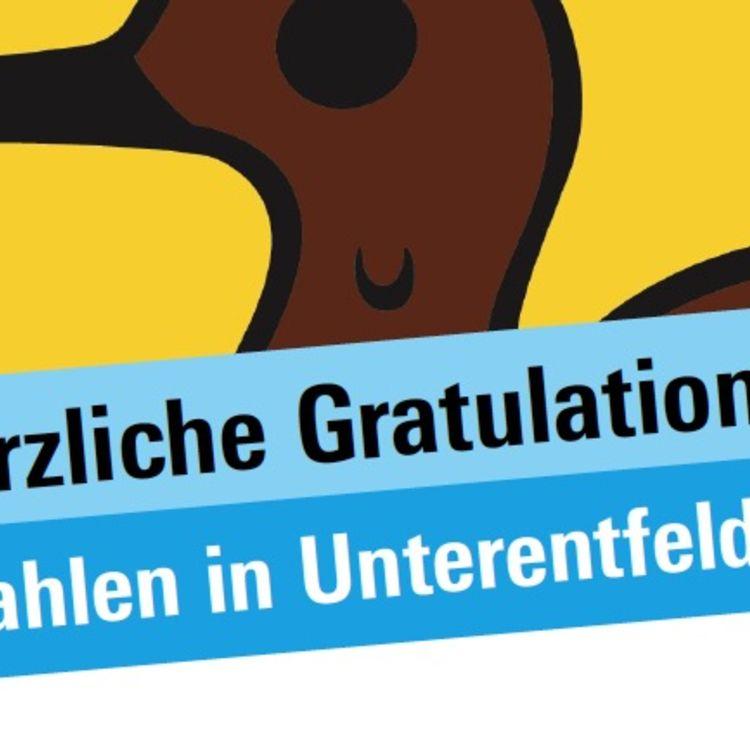 Wahltag in Unterentfelden - Herzliche Gratulation